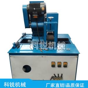 天津方管角钢除锈机